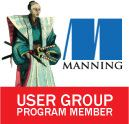 Manning Usergroup Program Member